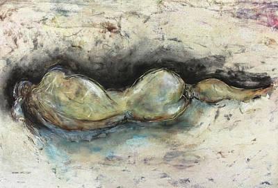 Painting - Isolation by Antonio Ortiz