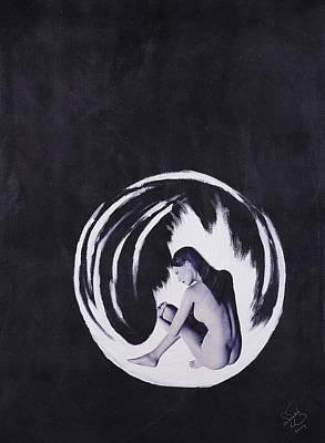 Isolement Art Print by Arnuda