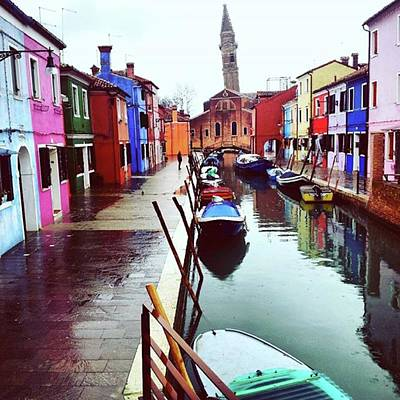 Color Island - Burano Original