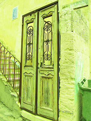 Photograph - Israel Door To Life by Donna Munro
