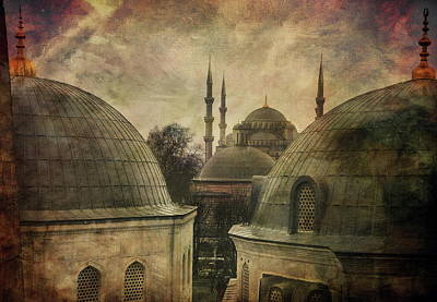 Photograph - Istambul Mood by Vittorio Chiampan
