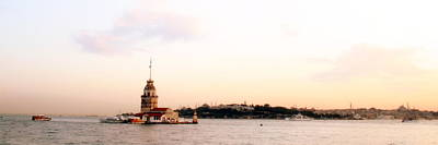 Turk Photograph - Istanbul Bay by HQ Photo