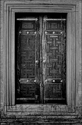 Istanbul Door Art Print by Stephen Stookey