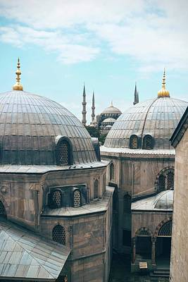 Photograph - Istanbul Mosque by Daniel Burka