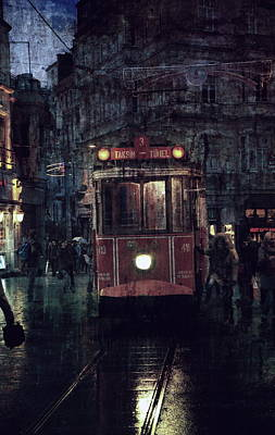 Photograph - Istanbul by Vittorio Chiampan