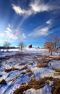 Photograph - It Is A Long Trip Alone by Phil Koch