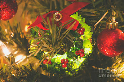 Photograph - It Is Christmas 2 by Andrea Anderegg
