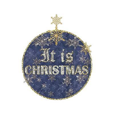 Digital Art - It Is Christmas by Heidi Kriel