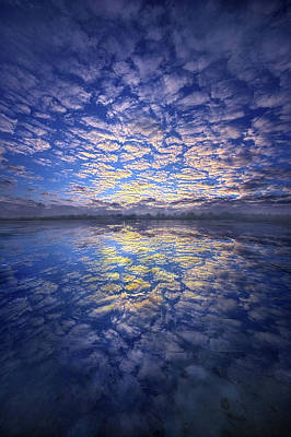 Print featuring the photograph It Was Your Song by Phil Koch