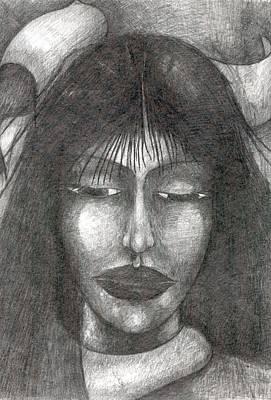 Creativity Drawing - It Will Be So  by Wojtek Kowalski