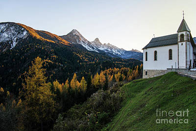Photograph - Italian Alps I by Yuri Santin