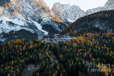 Photograph - Italian Alps II by Yuri Santin