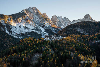 Photograph - Italian Alps by Yuri Santin