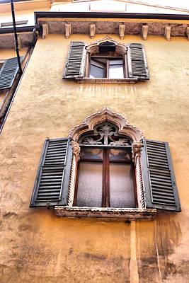 Photograph - Italian Architecture by Greg Sharpe