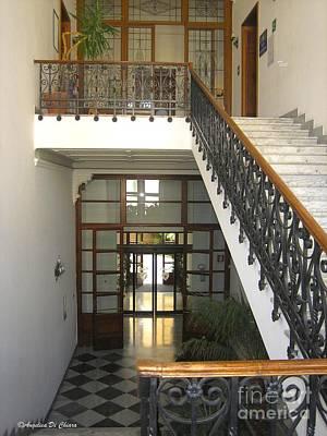 Photograph - Italian Architecture- Palazzo Provincia Palace by Italian Art