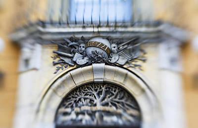 Doors Photograph - Italian Cherubs by Marilyn Hunt