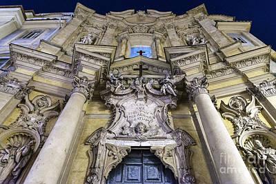 Maddalena Photograph - Italian Church by John Greim