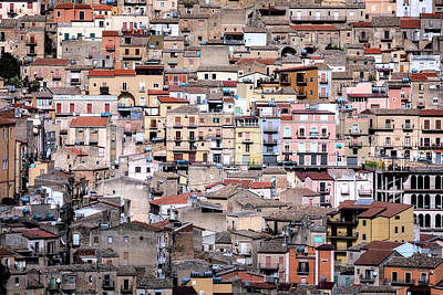 Italian City Art Print by Joana Kruse