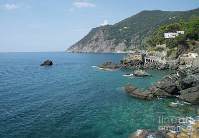 Photograph - Italian Coast by Loriannah Hespe