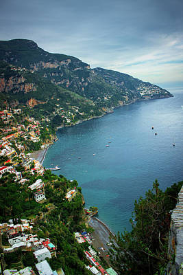 Photograph - Italian Coast Positano by Alexis Lee Scott