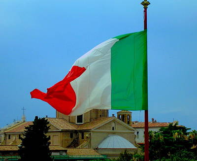 Photograph - Italian Colors by Caroline Stella