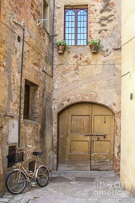 Photograph - Italian Door #5 by Jennifer Ludlum
