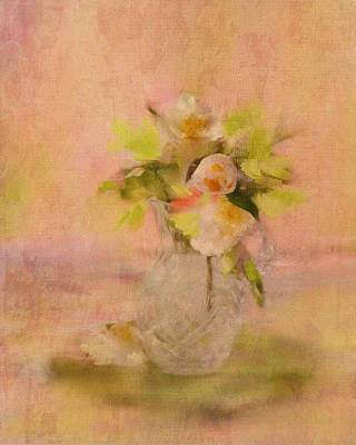 Photograph - Italian Fresco Still Life by Carla Parris