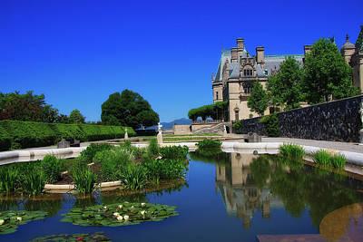 Photograph - Italian Gardens At Biltmore by Jill Lang