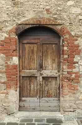 Italy - Door Eleven Art Print