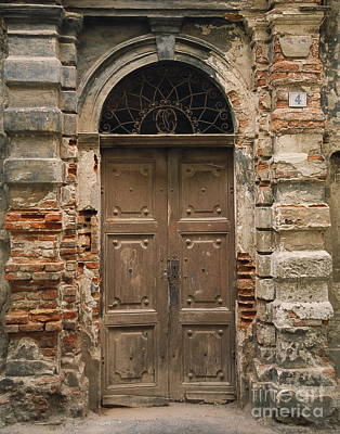 Italy - Door Four Art Print