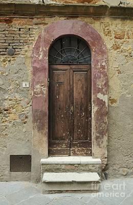 Italy - Door Seven Art Print