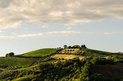 Photograph - Italy - Countryside 3 by Andrea Mazzocchetti