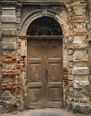 Italy - Door Four Art Print