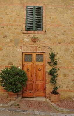 Italy - Door Nine Art Print