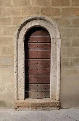 Italy - Door Ten Art Print