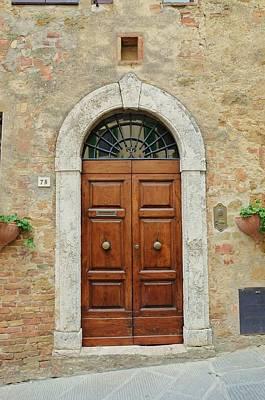 Italy - Door Twelve Art Print