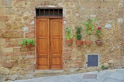 Italy - Door Twenty Art Print