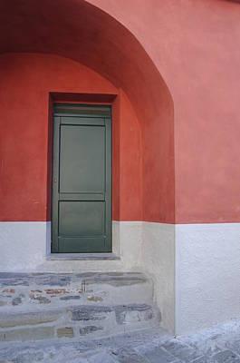 Italy - Door Two Art Print