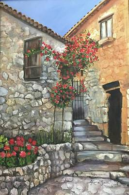 Painting - Italy by Gloria Smith