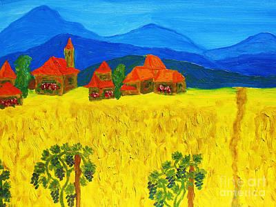Painting - Italy by Irina Afonskaya