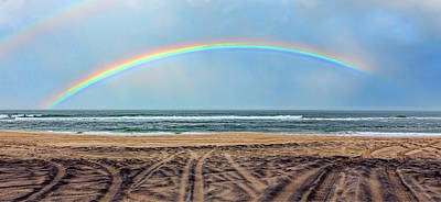 Photograph - Its A Double Rainbow by Dan Carmichael