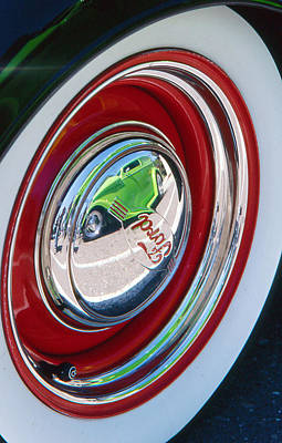 Photograph - It's A Ford by Gary Brandes