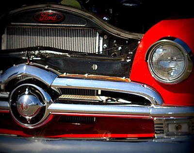 Photograph - Its A Ford by Kimberly-Ann Talbert