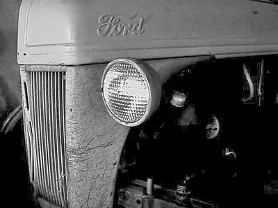 Photograph - It's A Ford by Martha Ayotte