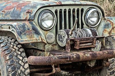 It's A Jeep Thing Print by JC Findley