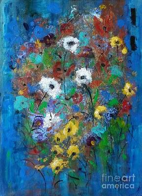 Painting - It's A Mix by Karen Day-Vath
