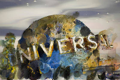 Disney Photograph - It's A Universal Kind Of Day by Trish Tritz