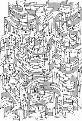 Painting - It's A Wrap by Nancy Kane Chapman