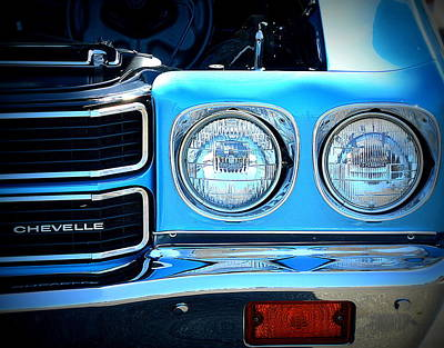 Photograph - Its All Chevelle To Me by Kimberly-Ann Talbert