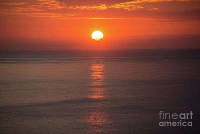 Photograph - It's Another Tequila Sunrise by Bob Hislop